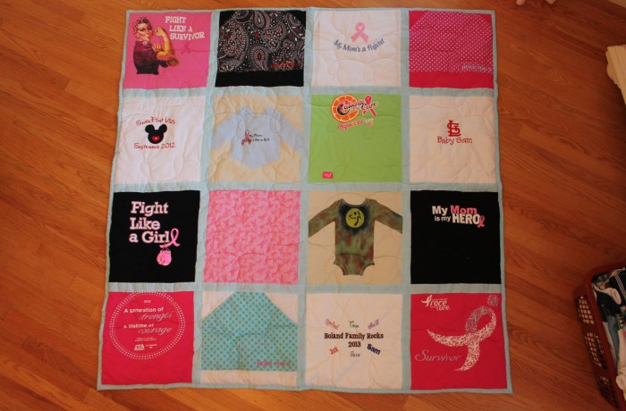 TaTa Sisterhood Quilt